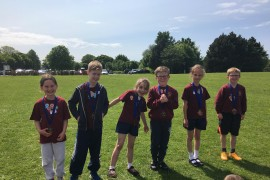Year 3 and Year 4 winners